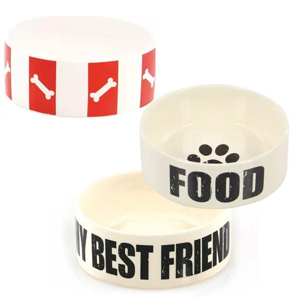 swisspet keramiknapfhunde aufdruck