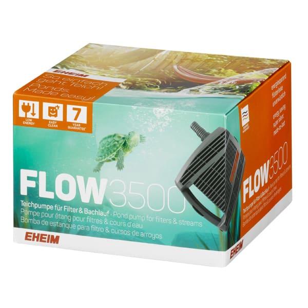 techpumpe filter bachlauf flow 3500
