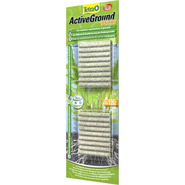 tetra activeground sticks aquarium duenger
