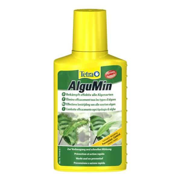 tetra algumin algen mittel aquaium