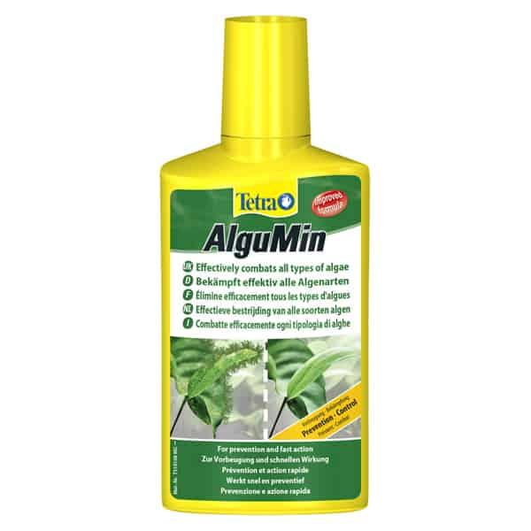 tetra algumin gegen algen