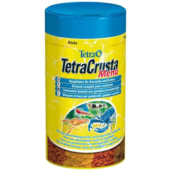 tetra crusta menu hauptfutter garnelen und krebse