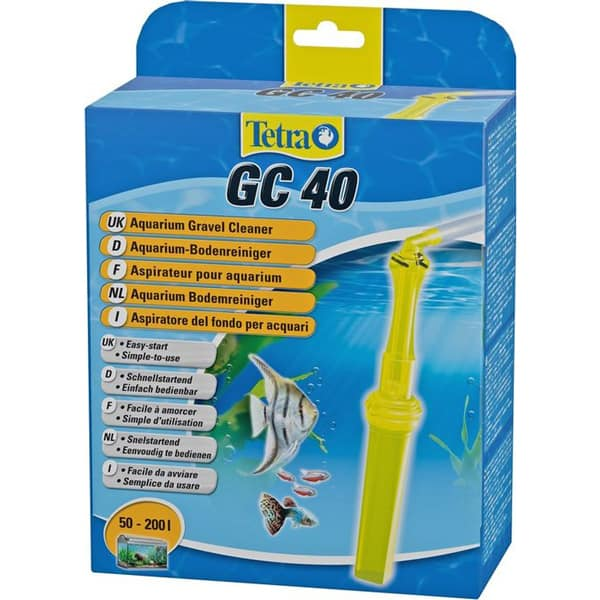 tetra gc 40 boden reiniger aquarium