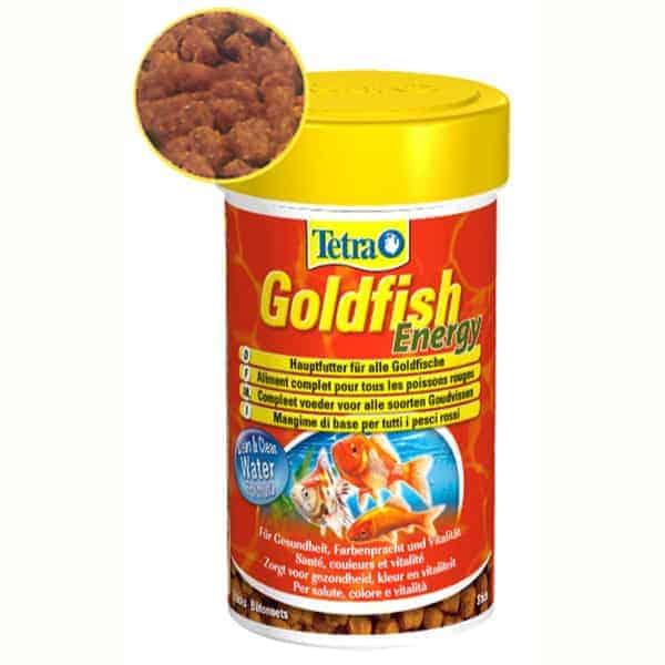 tetra goldfish energy sticks fischfutter