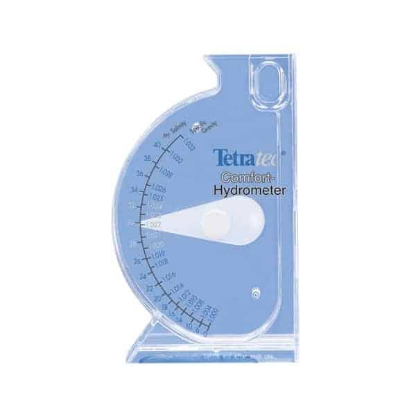 tetra hydrometer aquarium salz.messgeraet