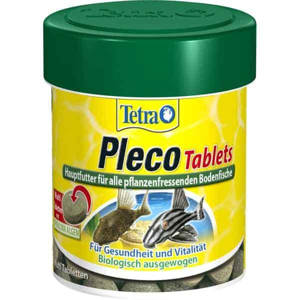 tetra pleco tablets hauptfutter bodenfische