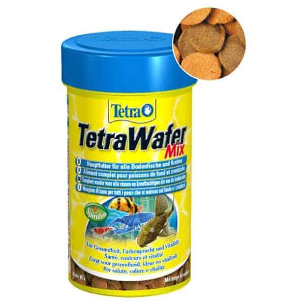 tetra wafer mix krebse 100ml