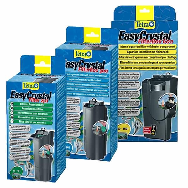 tetra easycrystal filter komplettset