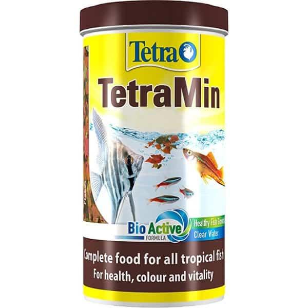 tetramin hauptfutter zierfische Tetra
