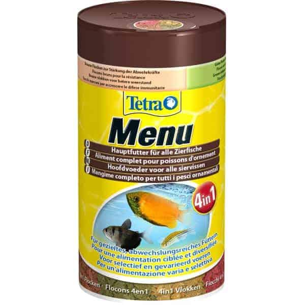 tetramin menu futter mix 100ml