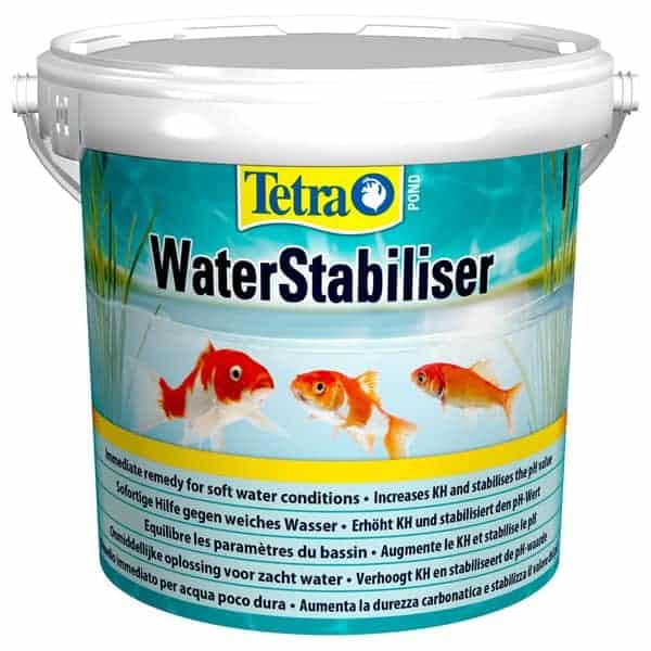 tetrapond water stabiliser teich