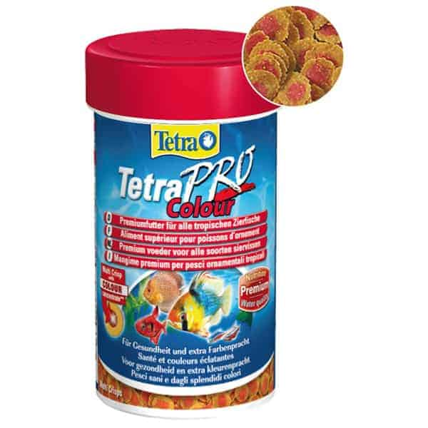 tetrapro color fischfutter tropische fische