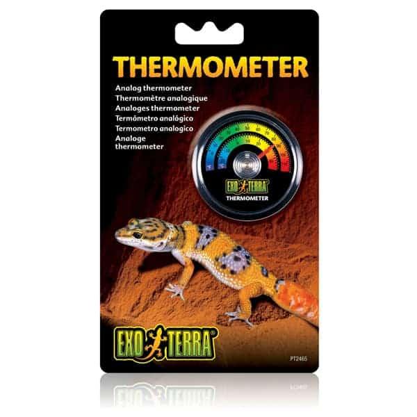 thermometer fuer terrarien rund