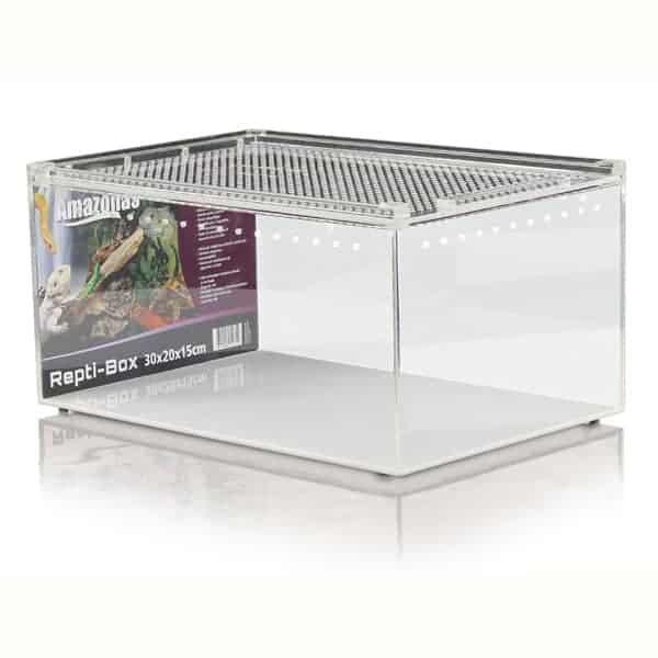 transportbox reptilien ausstellungsbox repti box