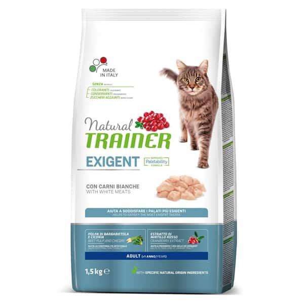 trockenfutter katze natural trainer exigent