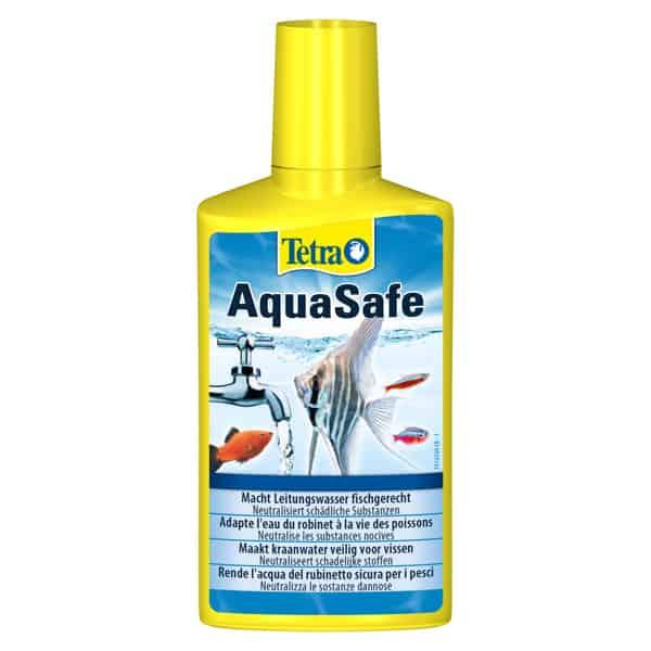wasseraufbereiter aquarium tetra aquasafe