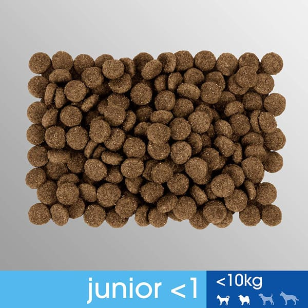 welpen trockenfutter perfect fit junior